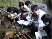 献水の水質保全